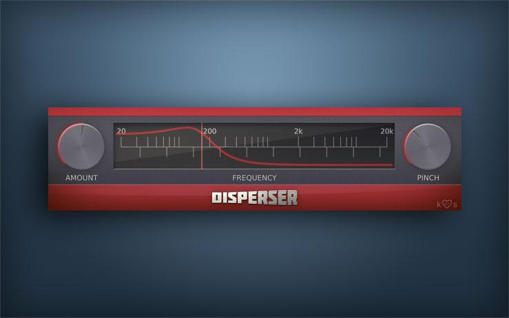 disperser vst